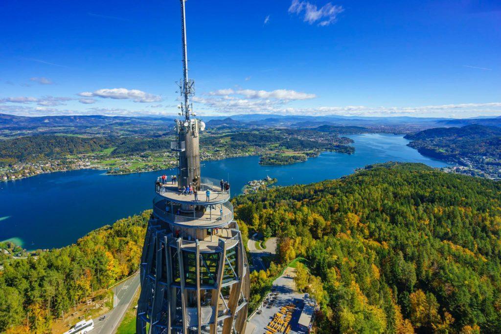 Wörthersee Herbstwanderung - 13 und 62Km 7