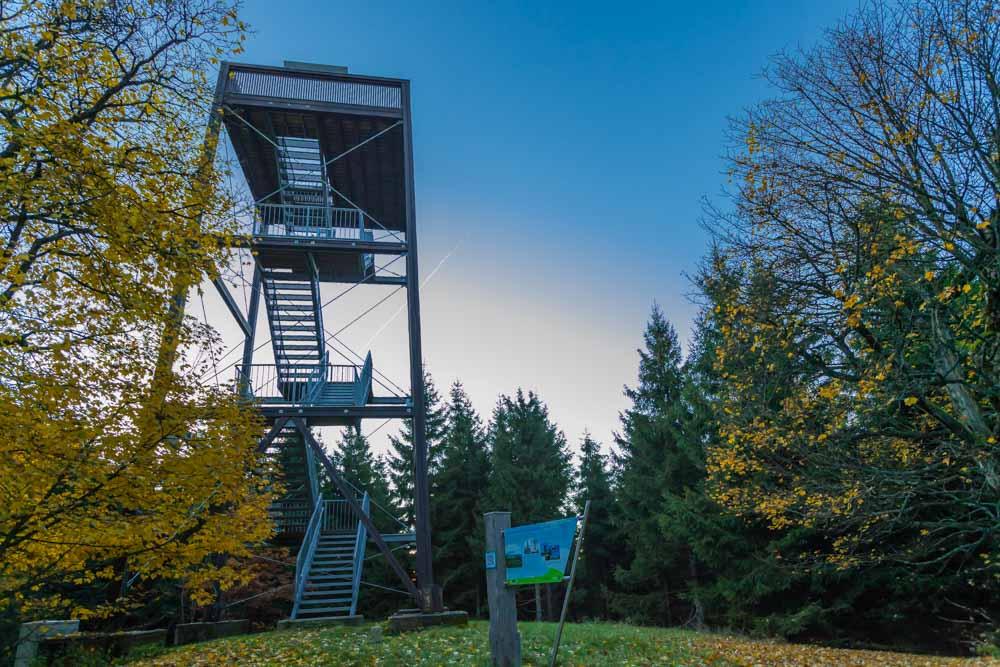 Der Diemelsteig - Uriger Wanderweg am Diemelsee 92