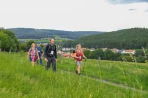 Bayerische Toskana - Wacholderwanderweg 2