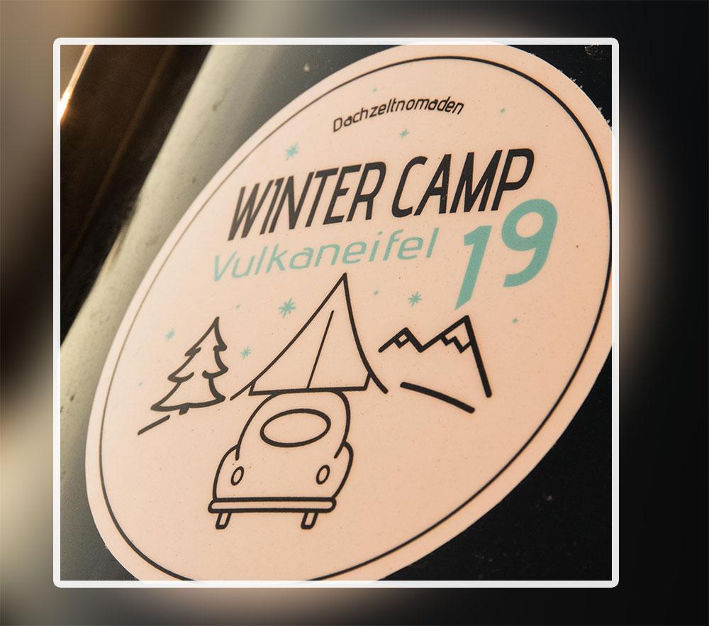 Dachzeltnomaden Wintercamp 6