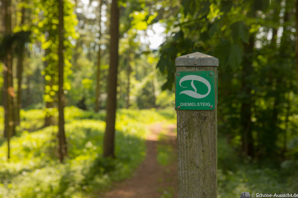 Der Diemelsteig - Uriger Wanderweg am Diemelsee 85