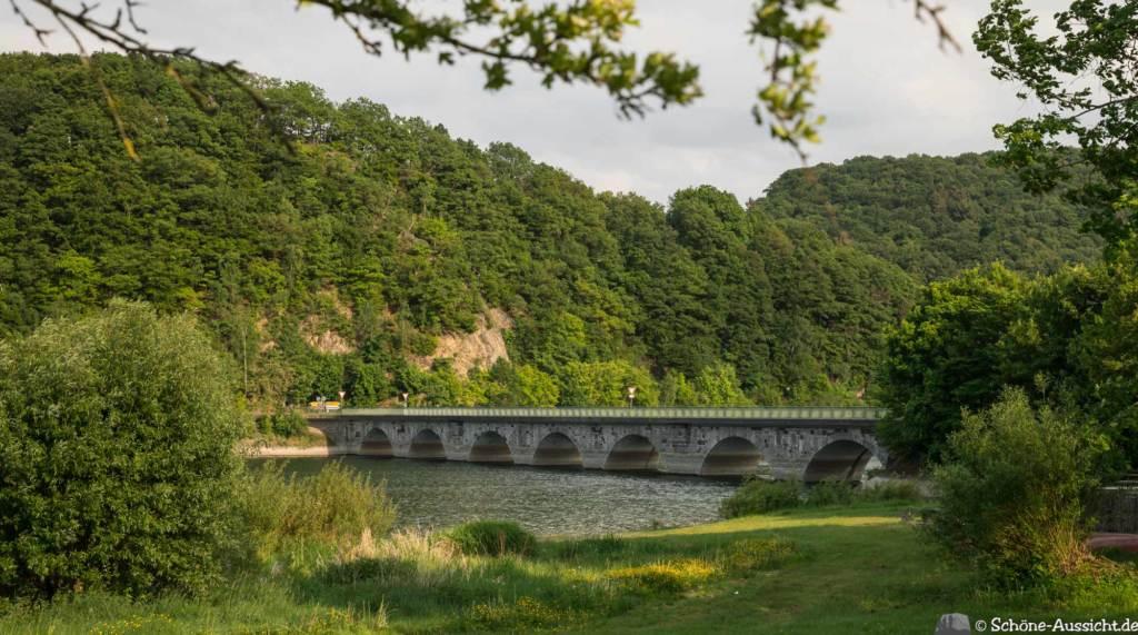 Der Diemelsteig - Uriger Wanderweg am Diemelsee 86