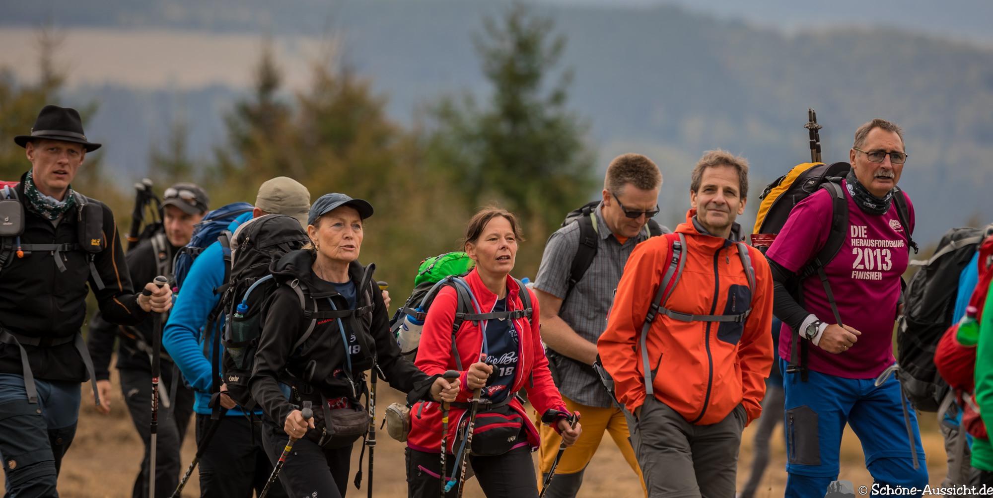 Wikinger-Wandermarathon mit 42, 22 und 14Km 1