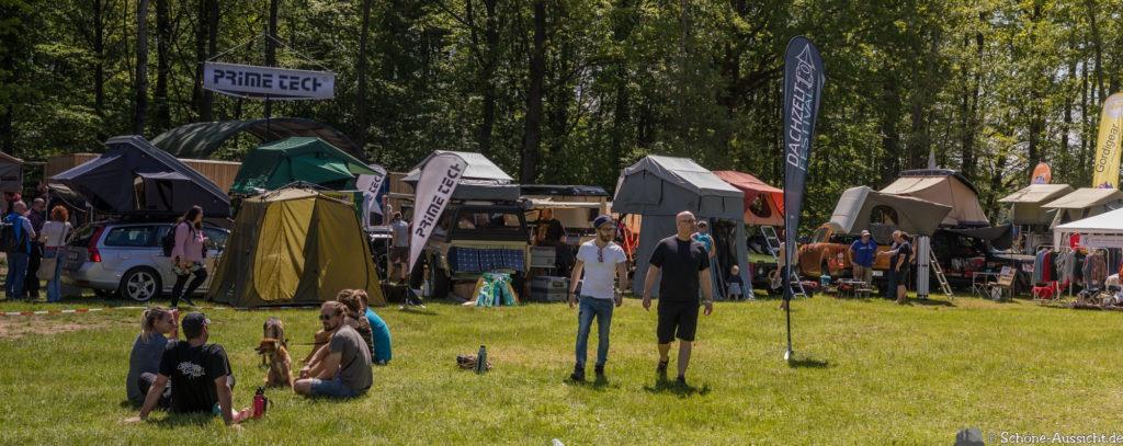 Dachzelt Festival 2019 1