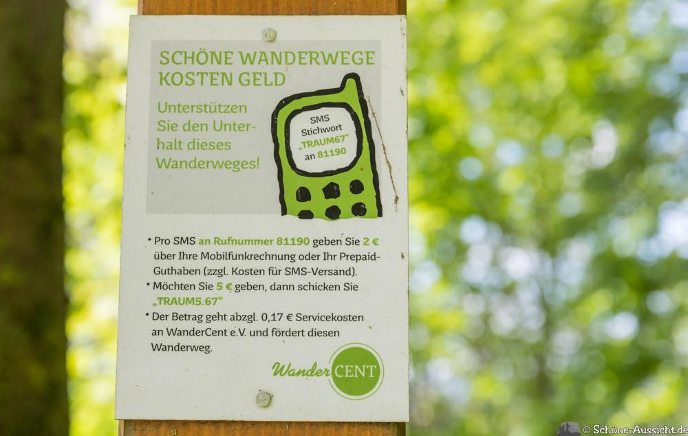Hunolsteiner Klammtour - Die mit dem besten Kuchen und Abwechslungsreicher Strecke 7