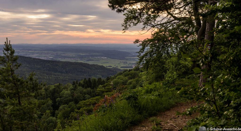 Traufgang Zollernburg-Panorama 44