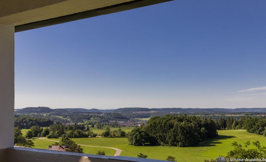 Traufgang Zollernburg-Panorama 9
