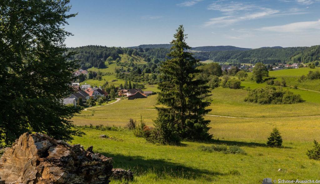 Traufgang Zollernburg-Panorama 29
