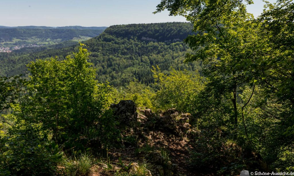 Traufgang Zollernburg-Panorama 28