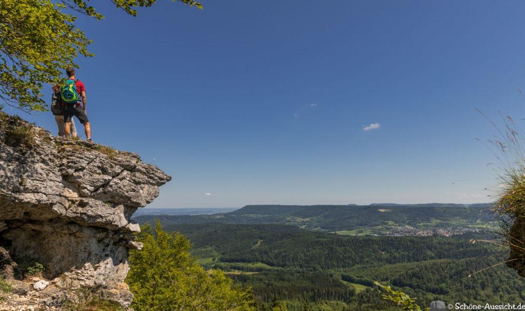 Traufgang Zollernburg-Panorama 24