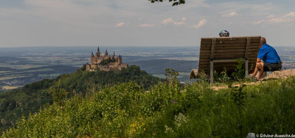Traufgang Zollernburg-Panorama 3