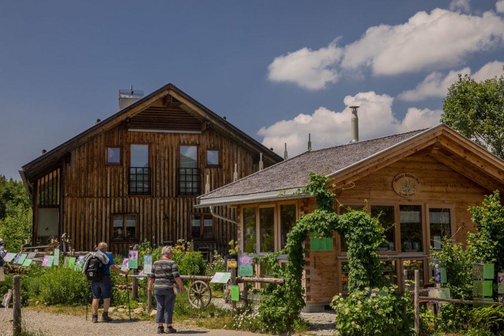 Alpenfreiheit Wanderung in Oberstaufen 48