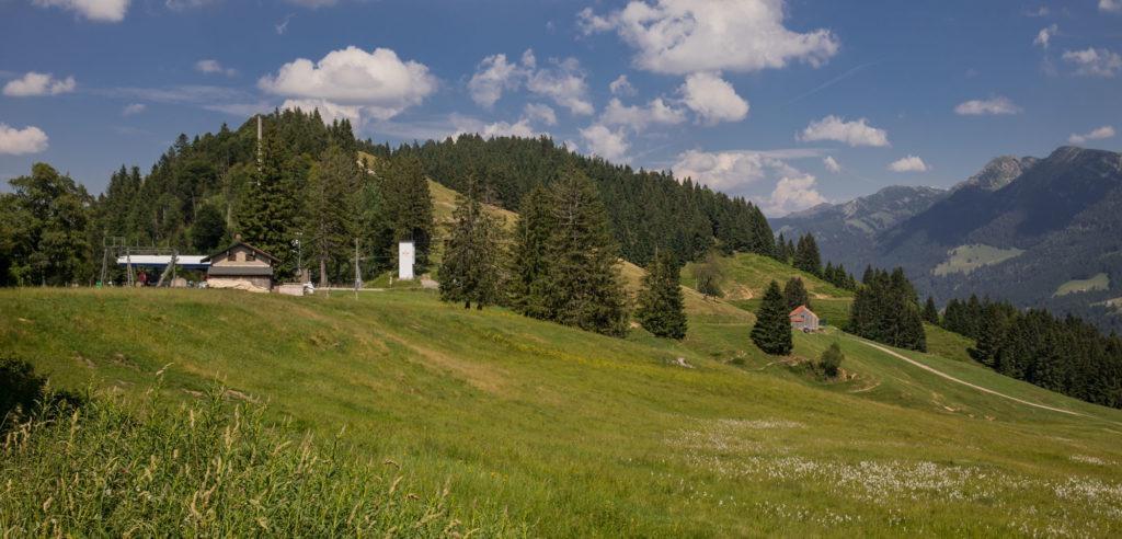 Alpenfreiheit Wanderung in Oberstaufen 57