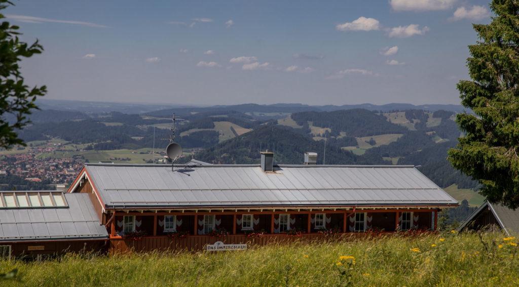 Alpenfreiheit Wanderung in Oberstaufen 58