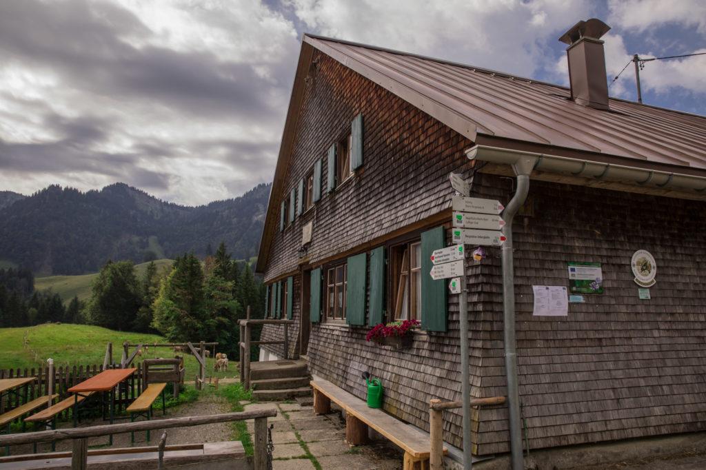 Alpenfreiheit Wanderung in Oberstaufen 8