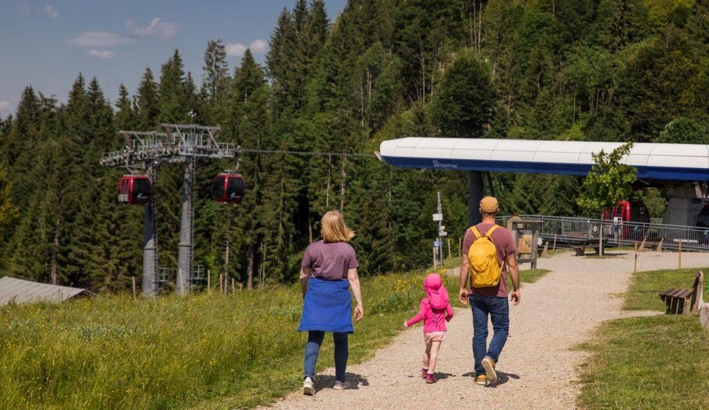 Alpenfreiheit Wanderung in Oberstaufen 59