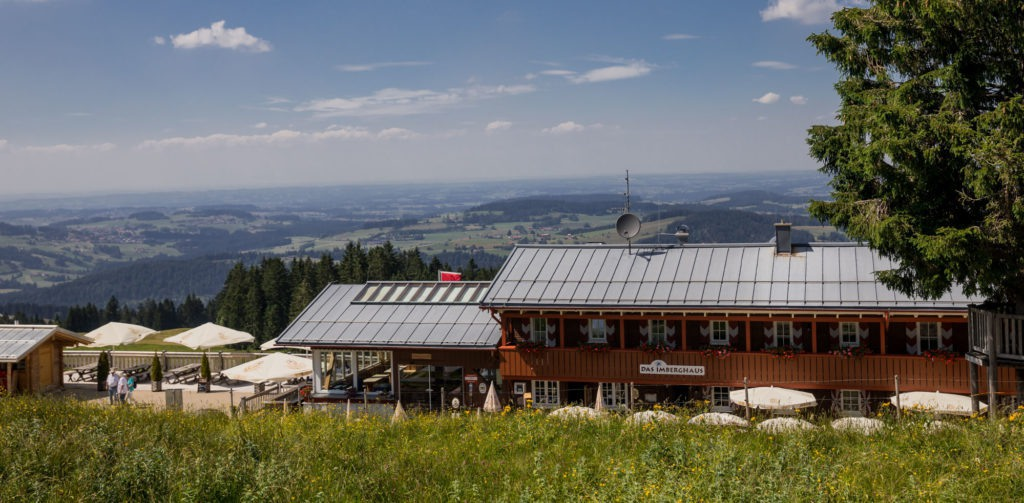 Alpenfreiheit Wanderung in Oberstaufen 10