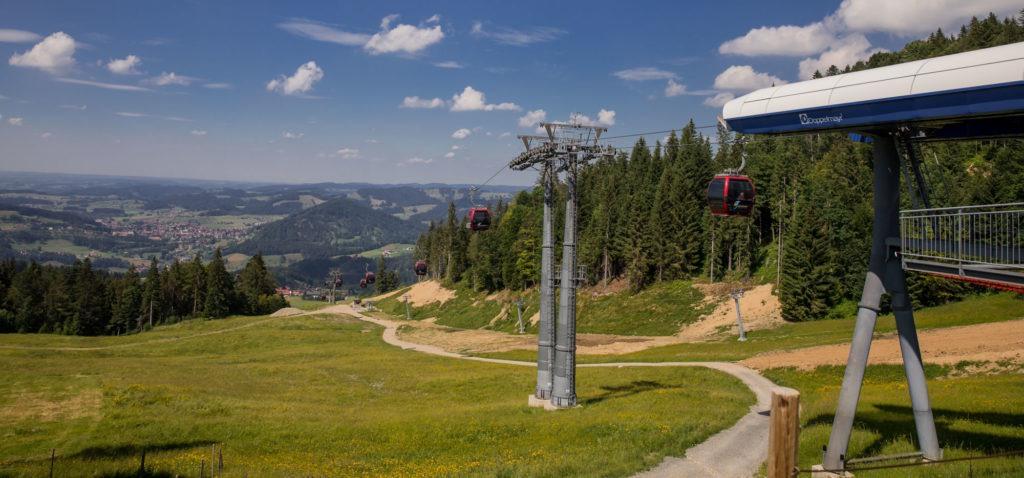 Alpenfreiheit Wanderung in Oberstaufen 61