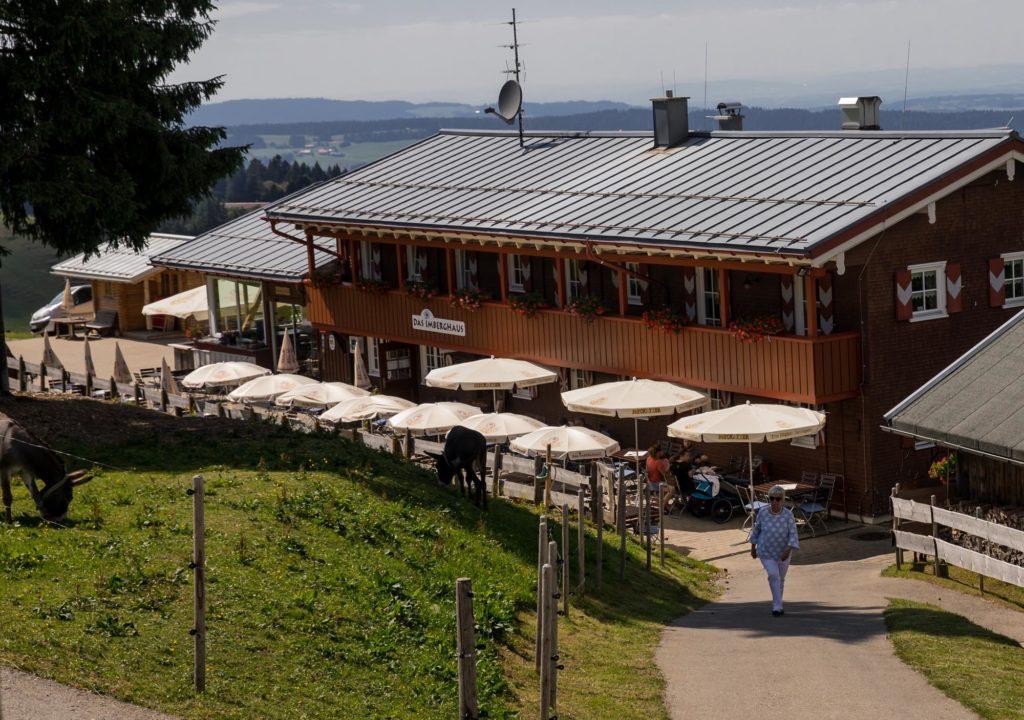 Alpenfreiheit Wanderung in Oberstaufen 62