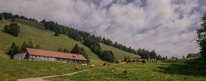 Wanderregionen in Bayern 1