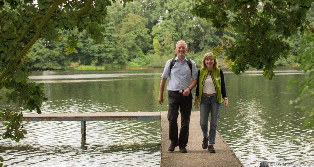 Nette Seen - Leichte Wanderung um 3 Seen in Schwalm-Nette 342