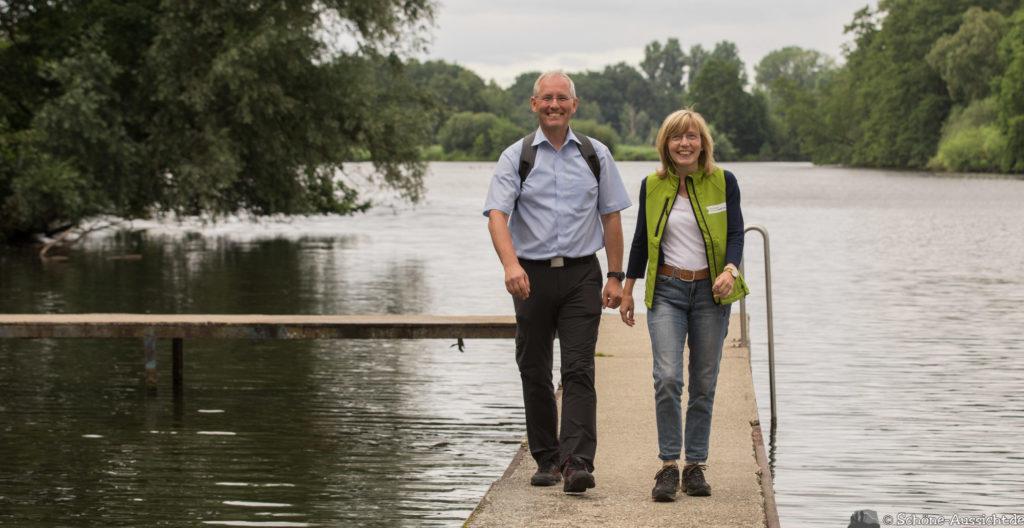 Nette Seen - Leichte Wanderung um 3 Seen in Schwalm-Nette 341
