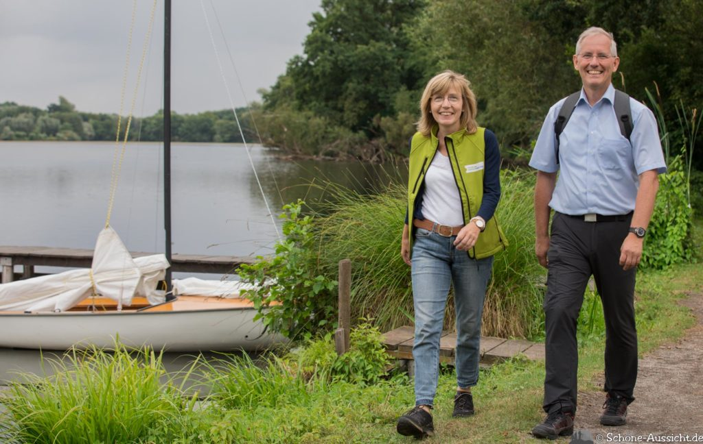 Nette Seen - Leichte Wanderung um 3 Seen in Schwalm-Nette 340