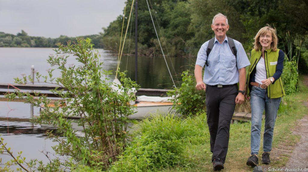 Nette Seen - Leichte Wanderung um 3 Seen in Schwalm-Nette 338