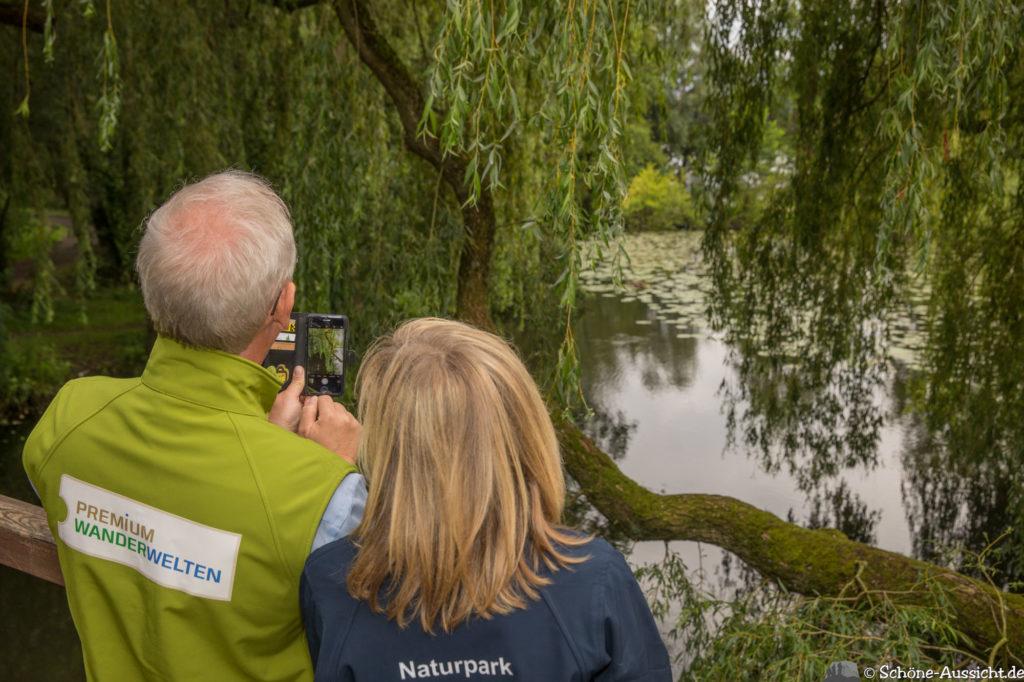 Nette Seen - Leichte Wanderung um 3 Seen in Schwalm-Nette 354