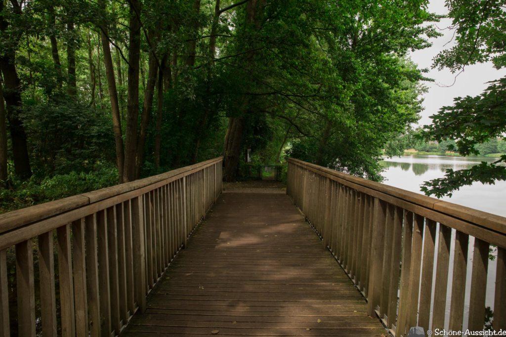Nette Seen - Leichte Wanderung um 3 Seen in Schwalm-Nette 346