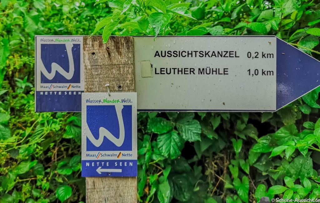 Nette Seen - Leichte Wanderung um 3 Seen in Schwalm-Nette 320