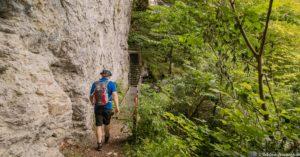 Hossinger Leiter - Ein Traufgang mit Weitblicken 3