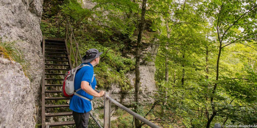 Hossinger Leiter - Ein Traufgang mit Weitblicken 26