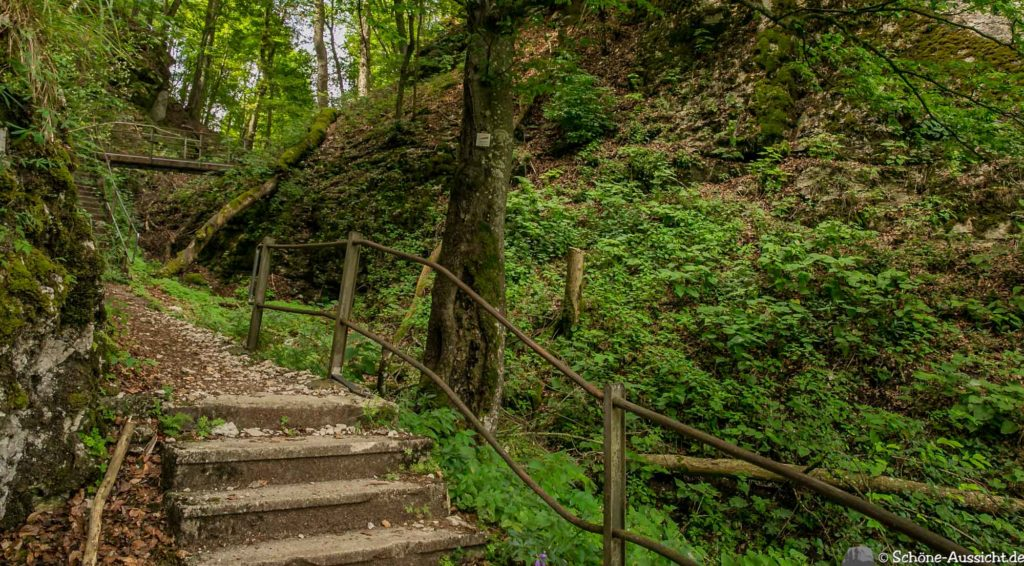 Hossinger Leiter - Ein Traufgang mit Weitblicken 19