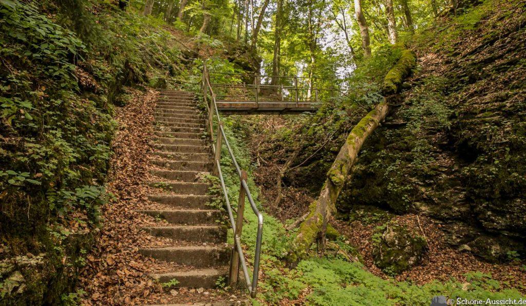 Hossinger Leiter - Ein Traufgang mit Weitblicken 18