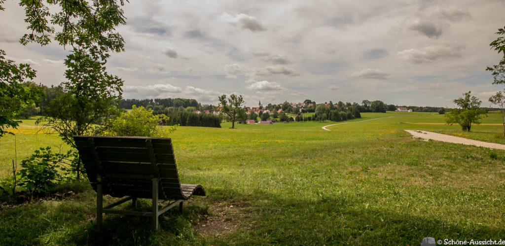 Hossinger Leiter - Ein Traufgang mit Weitblicken 14