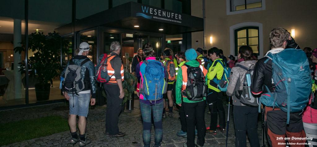 24h Wanderung am Donausteig 126