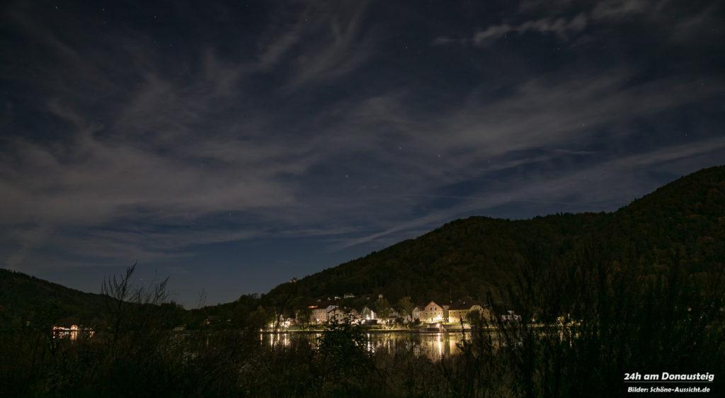 24h Wanderung am Donausteig 133