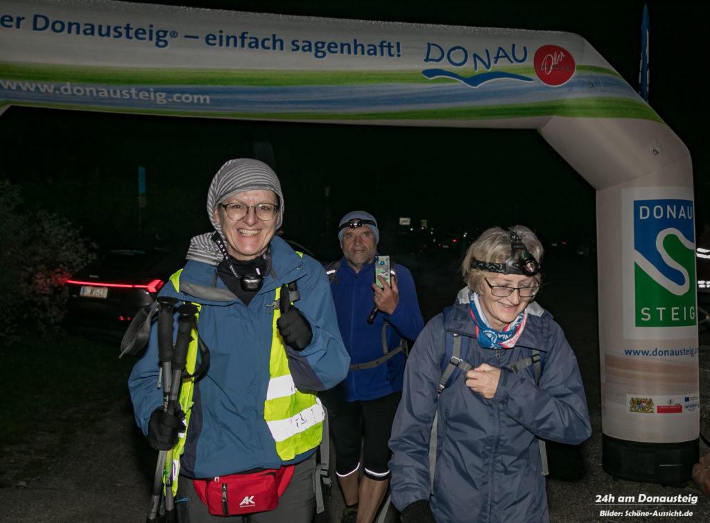24h Wanderung am Donausteig 143