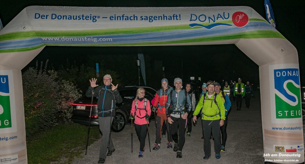 24h Wanderung am Donausteig 145