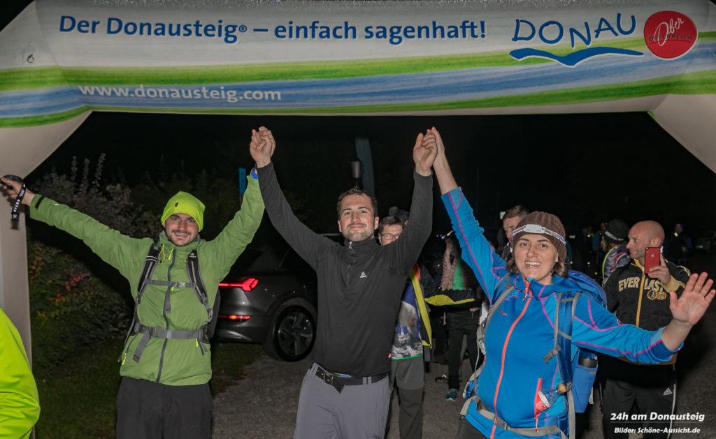 24h Wanderung am Donausteig 17