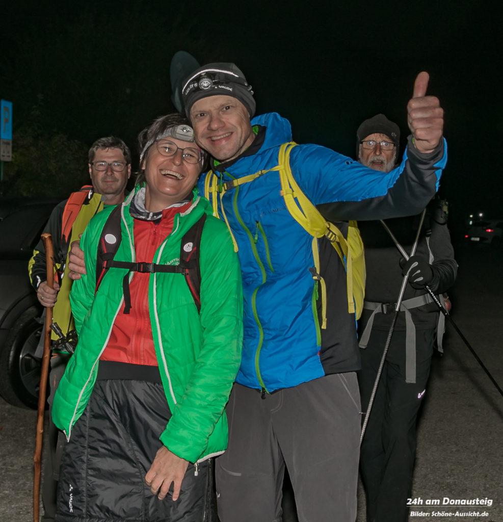 24h Wanderung am Donausteig 165