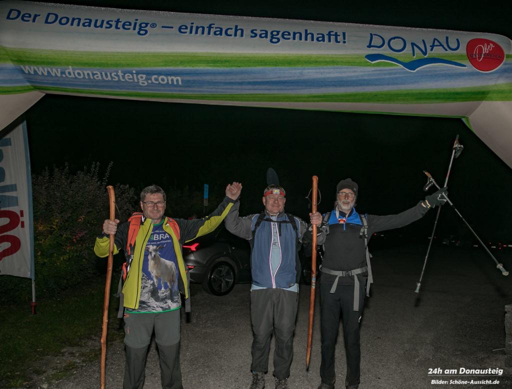 24h Wanderung am Donausteig 166