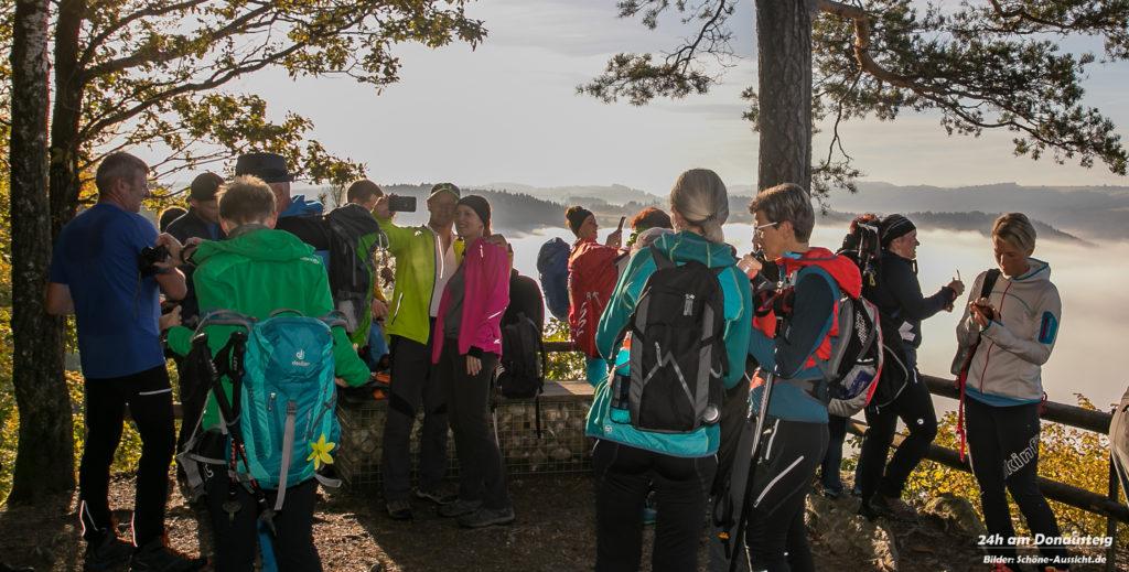 24h Wanderung am Donausteig 41