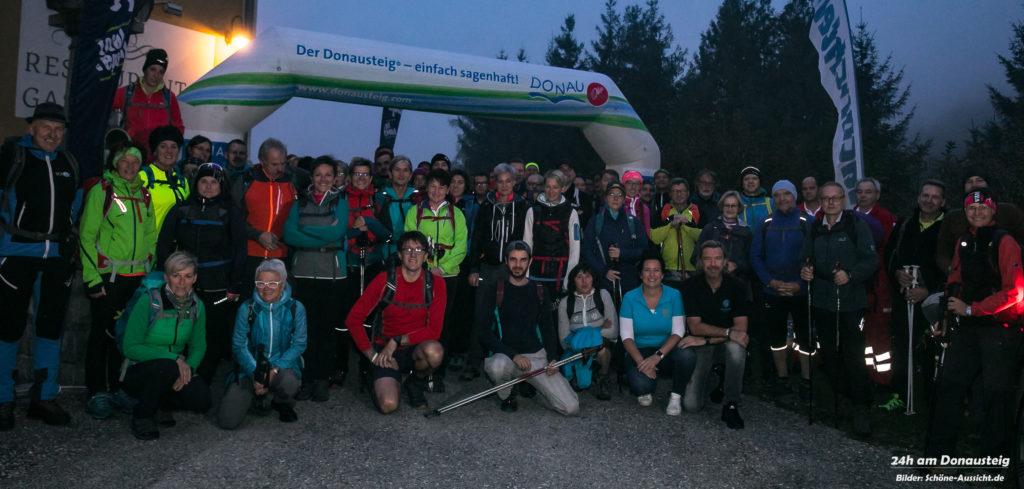 24h Wanderung am Donausteig 26