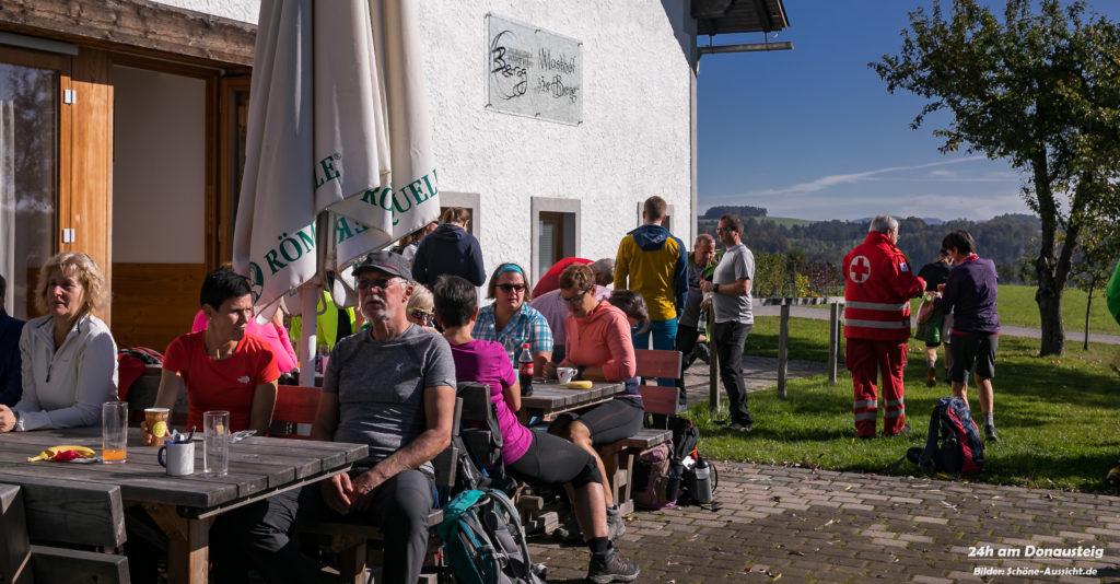 24h Wanderung am Donausteig 84