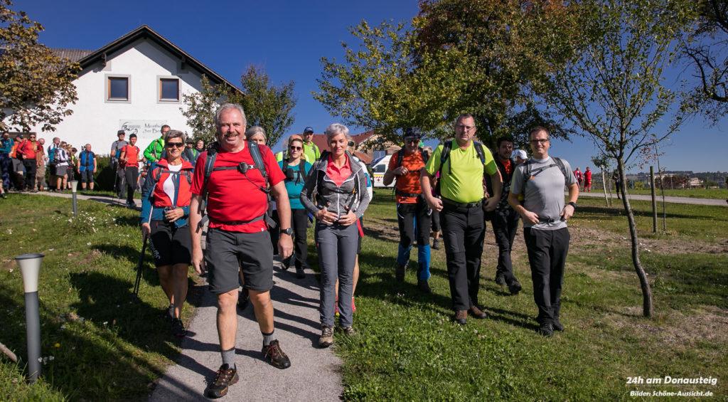 24h Wanderung am Donausteig 91