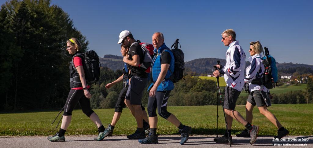 24h Wanderung am Donausteig 95