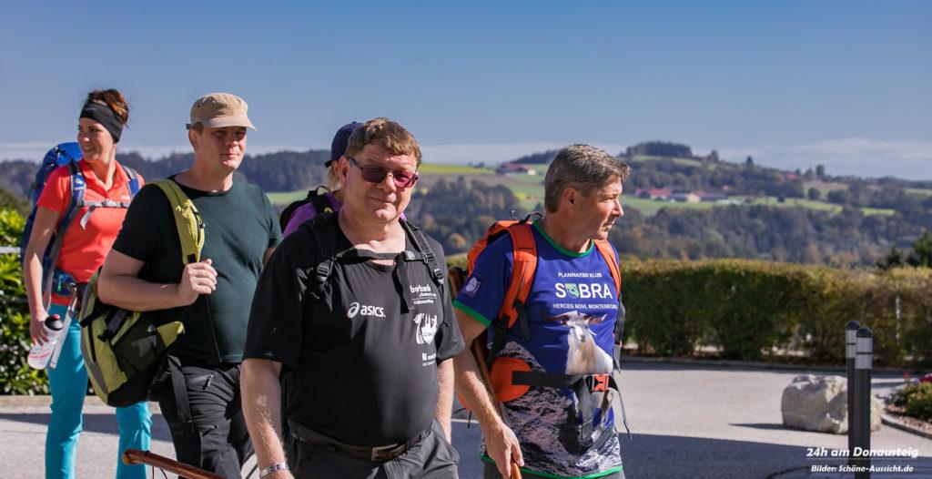 24h Wanderung am Donausteig 109