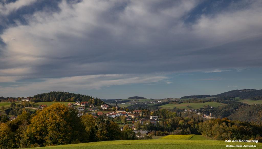 24h Wanderung am Donausteig 117